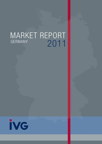 Market Report 2011 GerMany - Europe Real Estate