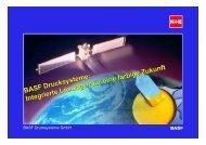 BASF Drucksysteme: Integrierte Lösungen für eine farbige Zukunft