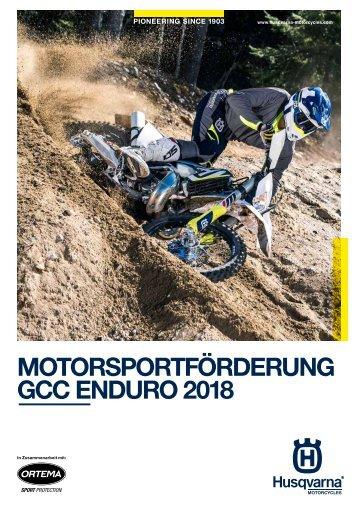 Husqvarna-Motorsportförderung 2018