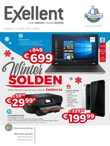 Winter Solden bij RM Computers