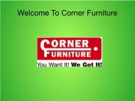 Factors to Consider before buying Bronx Furniture