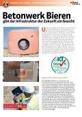 Branche Aktuell, Ausgabe 01/2018  STRASSEN- UND TIEFBAU - Page 6