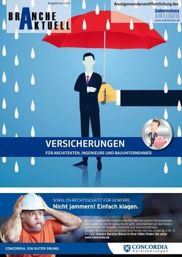 Branche Aktuell, Ausgabe 04/2017 - Versicherungen