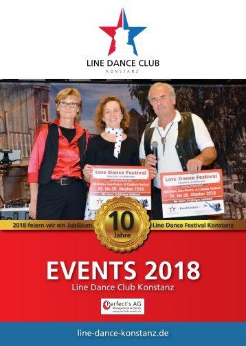 Event Broschüre 2018