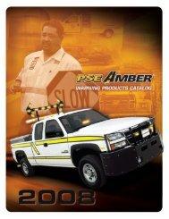 Code 3 Amber Catalog - Vineland Auto Electric