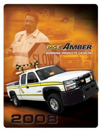 Code 3 Amber Catalog - Vineland Auto Electric