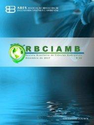 Edição 46 RBCIAMB