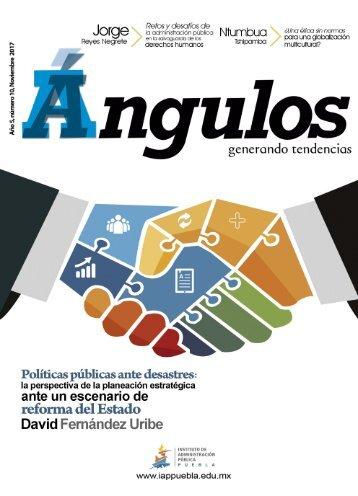 Revista Ángulos 10