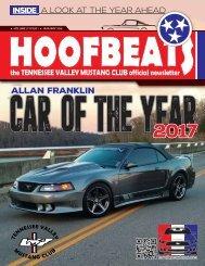 Hoofbeats - January 2018