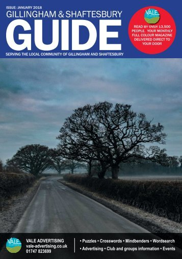 Gillingham & Shaftesbury Guide January 2018