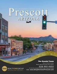The Guedel Team -2018 Prescott Relocation Guide
