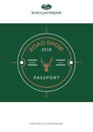 Road Show 2018 invitaion