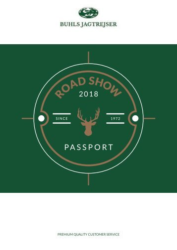 Road Show 2018 invitaion