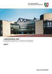 Landtagswahl 2010?? - Wahlergebnisse in Nordrhein-Westfalen