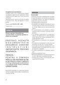 Sony DSLR-A330L - DSLR-A330L Mode d'emploi Roumain - Page 2