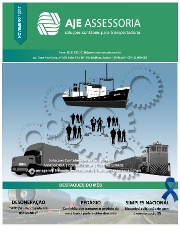 Informativo AJE - Nov 2017