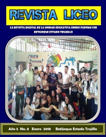 REVISTA LICEO ENE2018