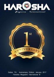 Harosha # 6 Aniversario