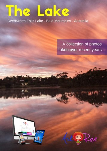 Wentworth Falls Lake ~ Photo pictorial ~ 2017