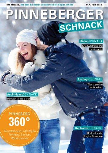 Pinneberger Schnack JAN/FEB 2018