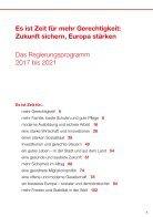 SPD_Regierungsprogramm Bundestagswahl 2017 - Seite 5