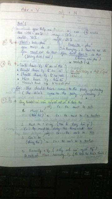 [Handwriting] Giáo trình Toeic - GMTOEIC (V1)