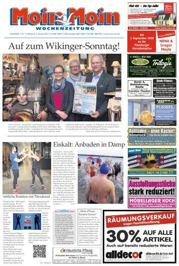 MoinMoin Schleswig 01 2018