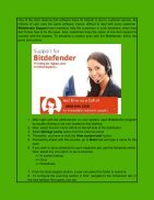 How To Set Up a Custom Scan With Bitdefender Security Software - Page 2