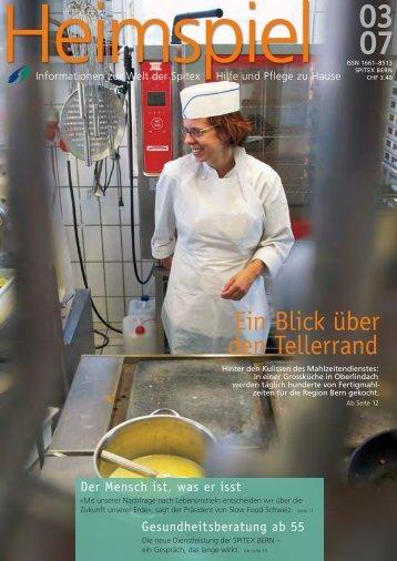 Heimspiel - Spitex Bern