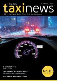 RAL 1015 taxi news Heft 10-2017