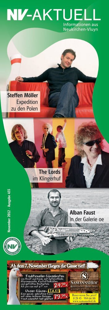 Nr. 455 :: November 2012 - Werbering Neukirchen-Vluyn