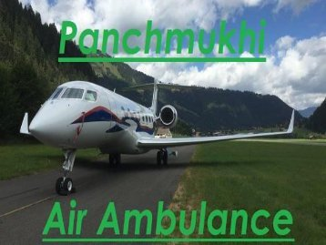 Medical Life Support by Panchmukhi Air Ambulance from Patna to Delhi