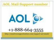 Want to change your password on AOL call +1-888-664-3555 Aol Email Technical Support phone Number?