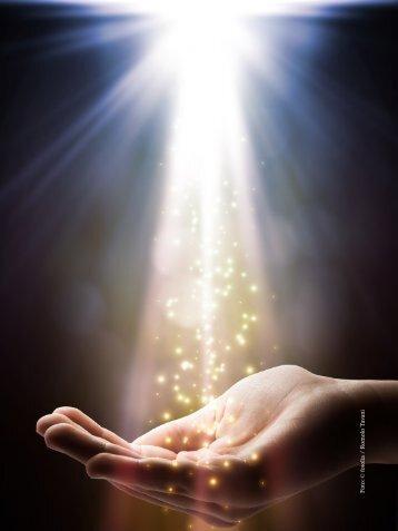 Ein heilsame Berührung von Körper, Geist und Seele