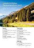 Sommerbroschüre Fürstentum Liechtenstein - Seite 7