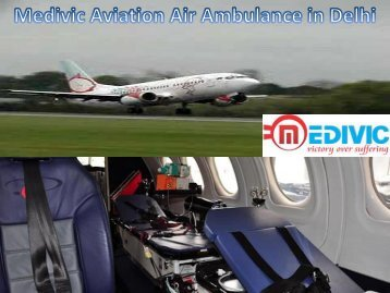 Air ambulance service in delhi1