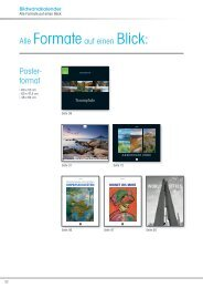 Werbekalender, Bildkalender, Wandkalender mit Ihrer Werbung, von arti