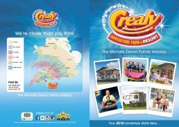 Crealy Adventure Park & Resort Brochure 2018