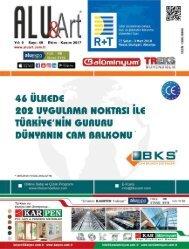 ALU&Art Dergisi Sayı 49