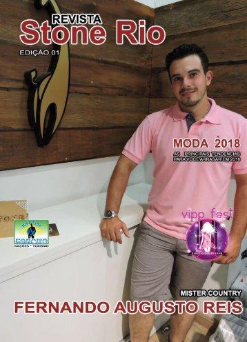 Revista Stone Rio
