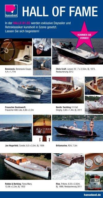 Sonder-PDF der hall of fame - Nordic-Yachting.de