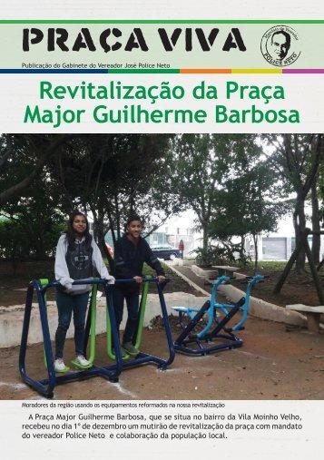 Praça Major Guilherme Barbosa