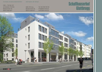 Schaffhauserhof, Glattbrugg (Wohnen) - belle immo ag