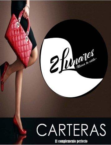 Catálogo Carteras