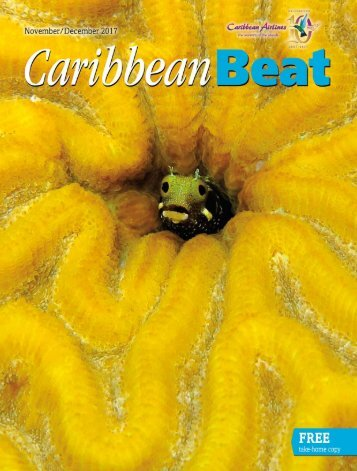 Caribbean Beat — November/December 2017 (#148)