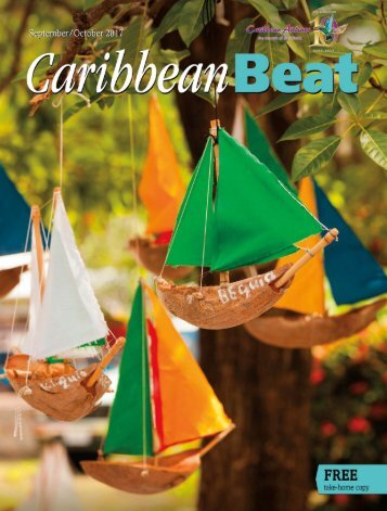Caribbean Beat — September/October 2017 (#147)