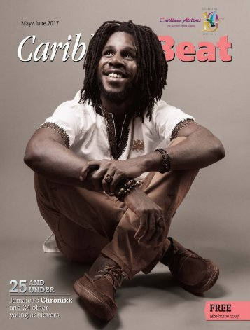 Caribbean Beat — May/June 2017 (#145)