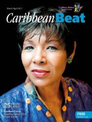 Caribbean Beat — 25th Anniversary Edition — March/April 2017 (#144)