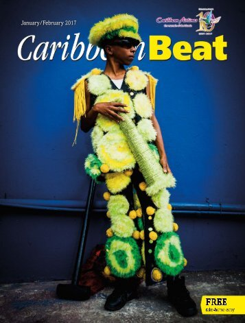 Caribbean Beat — January/February 2017 (#143)