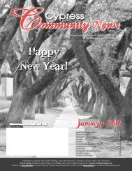 Cypress South January 2018